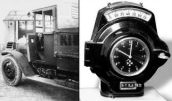 la idea de utilizar un tacógrafo surgió en Europa