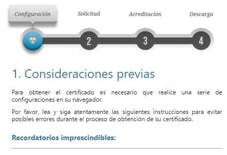 Consideraciones previas para firmar documentos electrónicamente