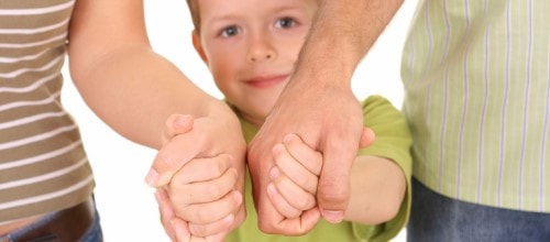 Trámites de separación con hijos con convenio regulador
