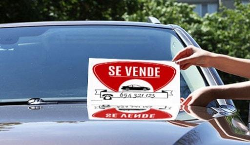 Trámites para la venta de un coche de segunda mano