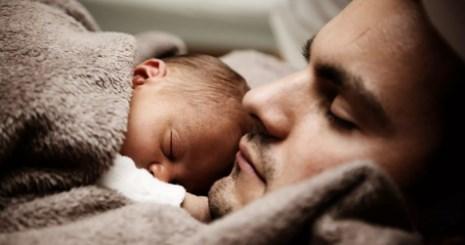 periodo de suspensión de baja por paternidad