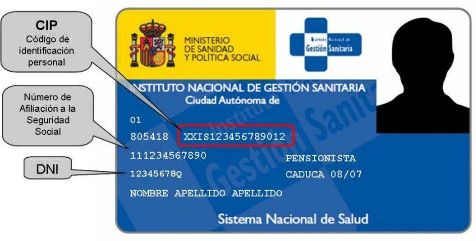 Afiliación de la seguridad social