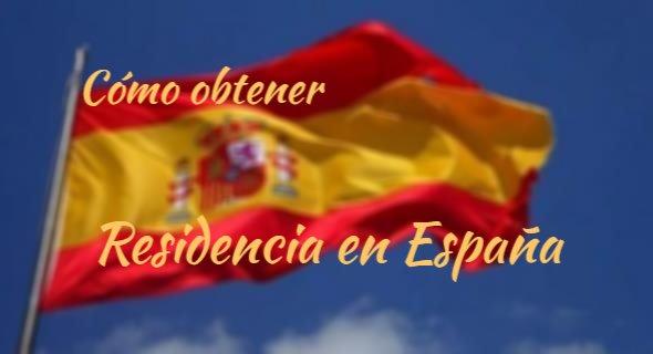 Obtener residencia en España